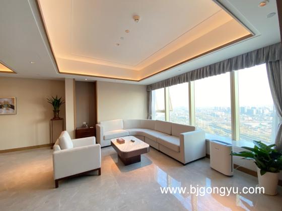 北京佳兆业铂域行政公寓实景图