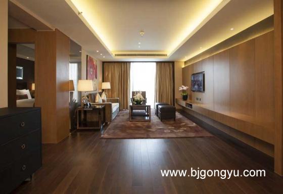北京丽苑公寓客厅