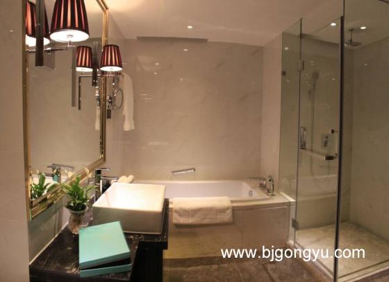北京丽苑公寓卫浴间