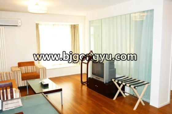泰悦豪庭酒店式公寓卧室