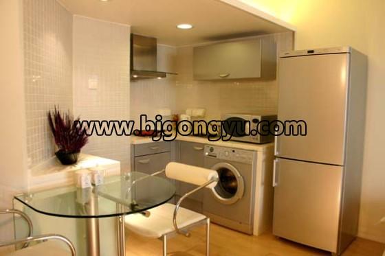 泰悦豪庭酒店式公寓厨房