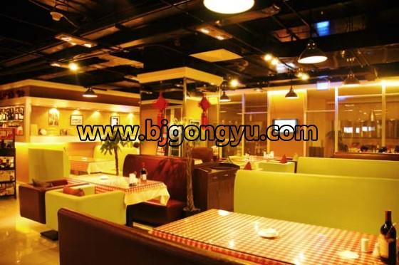 泰悦豪庭酒店式公寓餐厅