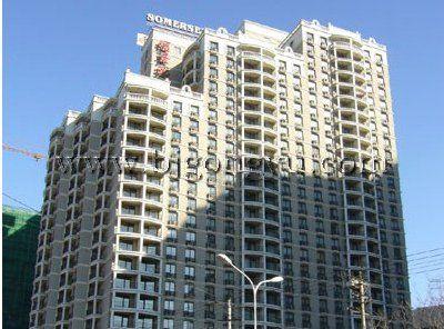 盛捷福景苑酒店式公寓盛捷福景苑外观