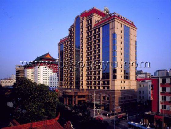 丽苑酒店式公寓丽苑外观图