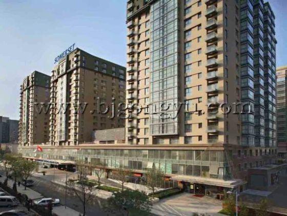 高端公寓设计图外观