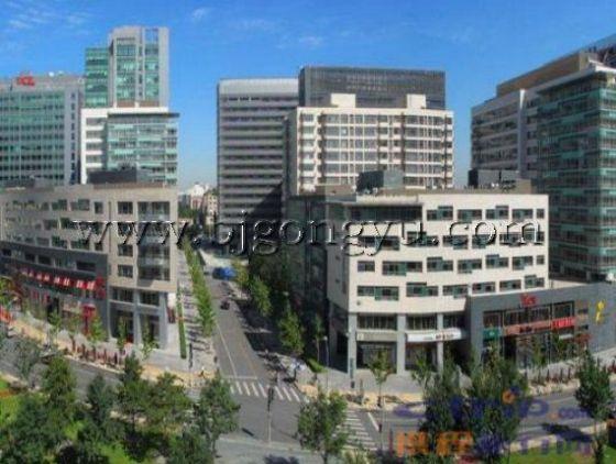 金融街服务式公寓金融街外观图