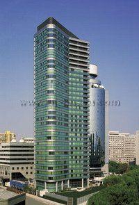 北京万国酒店式公寓万国酒店式公寓外观图