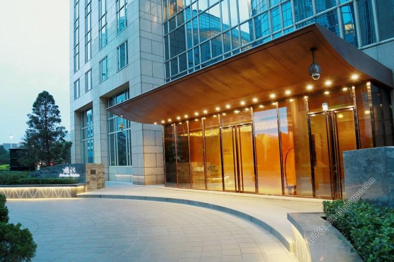 北京东方广场(东方豪庭)公寓大堂