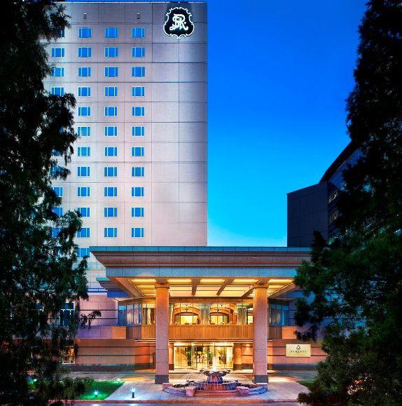 北京国际俱乐部公寓(瑞吉酒店公寓)外观图