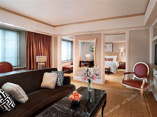 北京国际俱乐部公寓(瑞吉酒店公寓)客厅