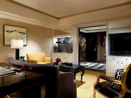 北京国际俱乐部公寓(瑞吉酒店公寓)客厅1