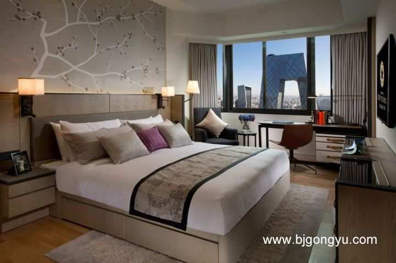 北京嘉里中心公寓2bre-bedroom