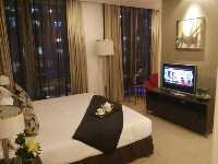 北京辉盛阁国际公寓外观图