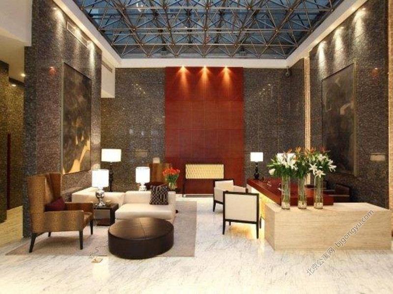 亚太大厦酒店式公寓公共区域