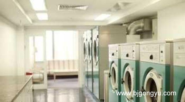 亚太大厦酒店式公寓洗衣房