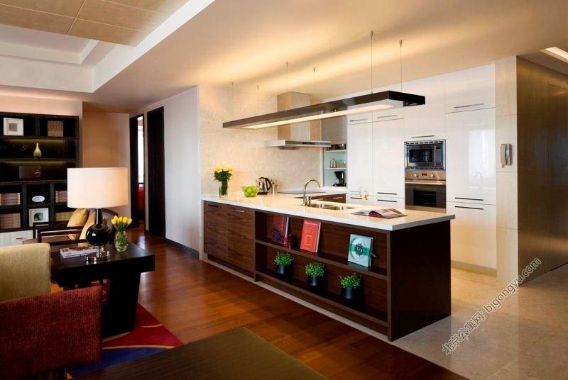 紫檀万豪行政公寓厨房