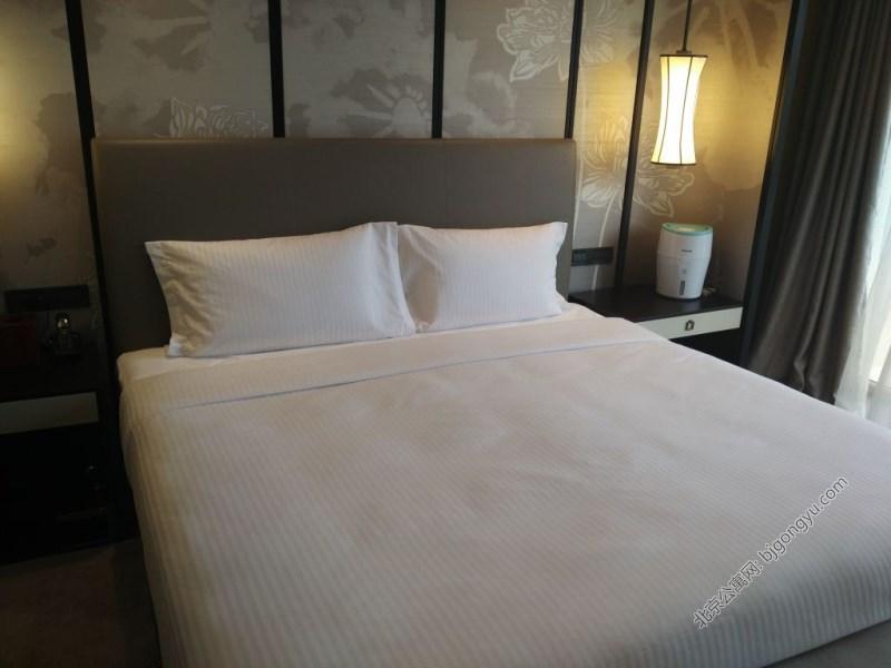 北京雅诗阁山水文园服务公寓卧室