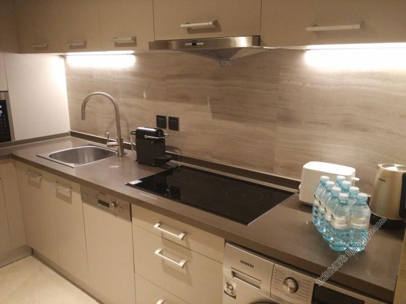北京雅诗阁山水文园服务公寓厨房