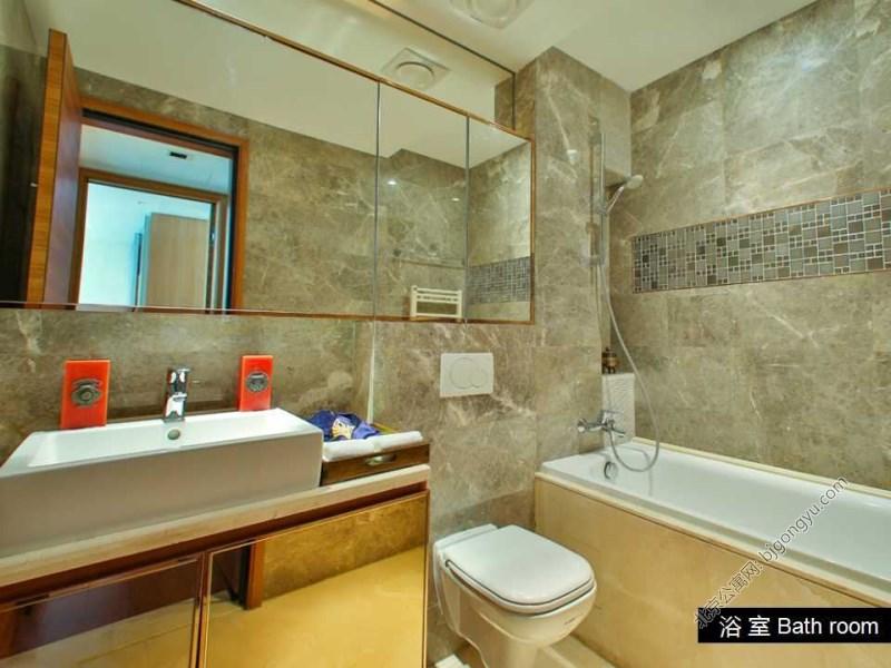 麒麟外交公寓浴室