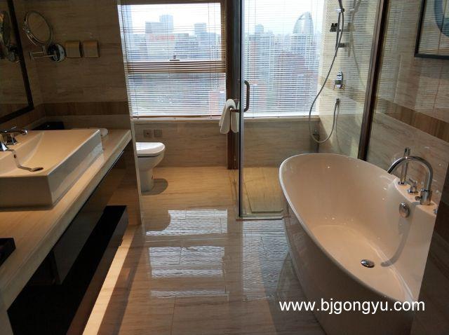 北京佳兆业铂域行政公寓盥洗室
