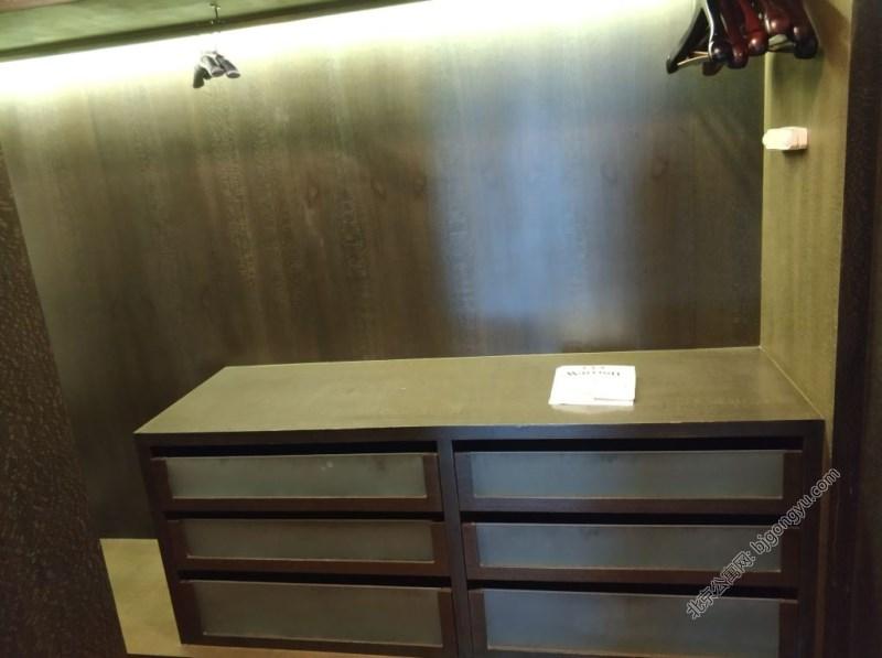 北京紫檀万豪行政公寓室内实景图