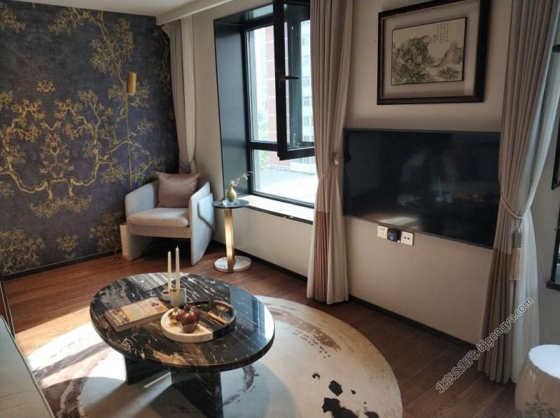 北京冠寓东迎坊酒店式公寓室内实景图