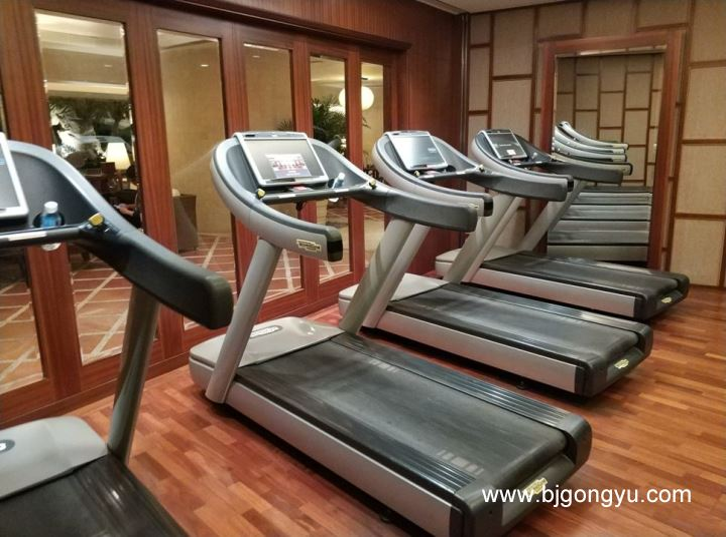 北京东方豪庭(东方广场)公寓健身房