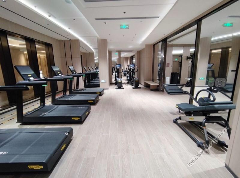 北京东方豪庭(东方广场)公寓游泳池
