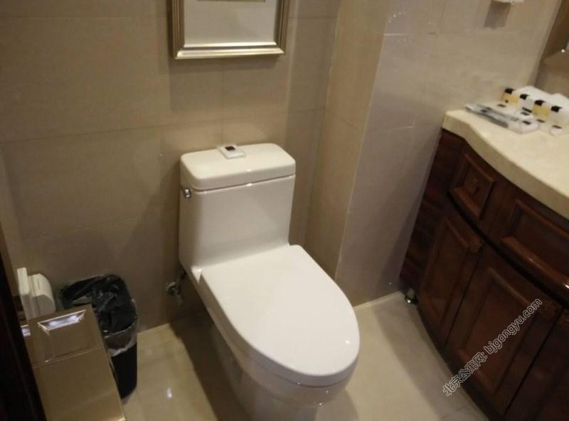 北京寓居远洋公馆公寓室内实景图