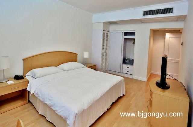丽都酒店式公寓卧室