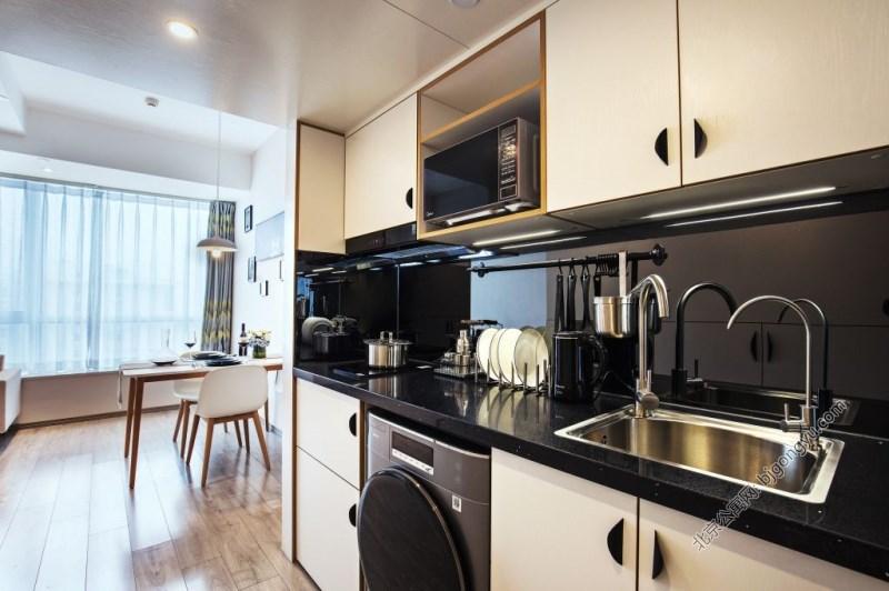 北京福庭酒店式公寓厨房