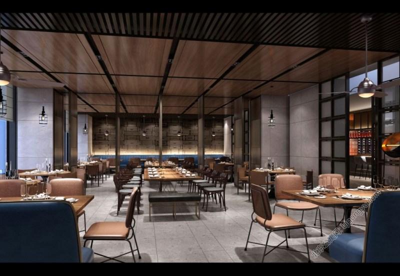 北京福庭酒店式公寓餐厅
