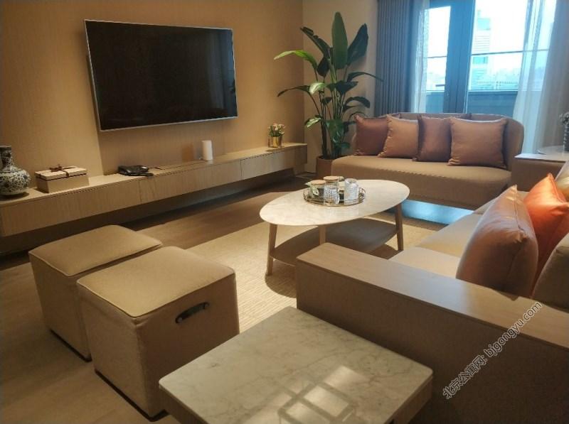 北京国贸公寓实景图