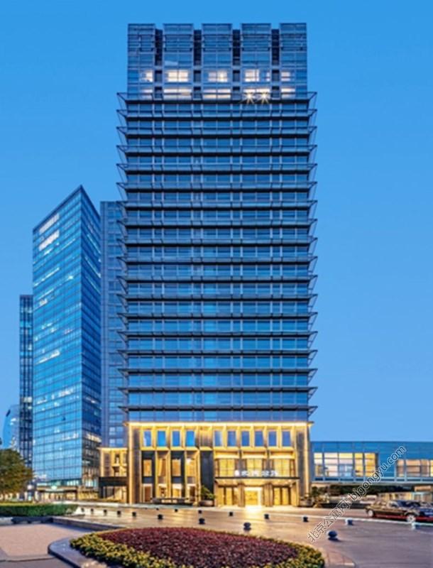 泰禾北京公馆酒店式公寓外观图