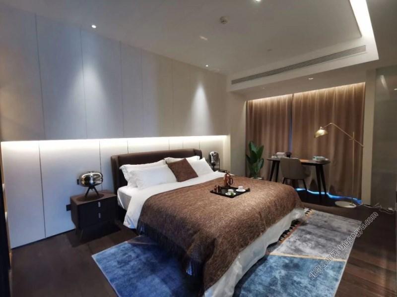 泰禾北京公馆酒店式公寓实景图