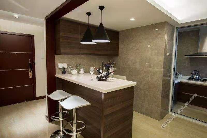 北京光耀公寓厨房