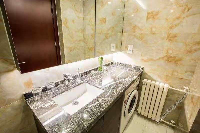 北京光耀公寓卫浴间